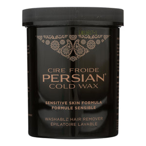 Parissa Persian Cold Wax Hair Remover - 16 Oz - Vita-Shoppe.com