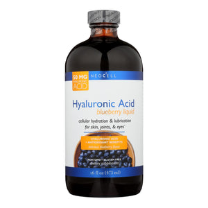 Neocell Laboratories Hyaluronic Acid - Blueberry Liquid - 16 Oz - Vita-Shoppe.com