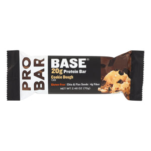 Probar Cookie Dough Core Bar - Case Of 12 - 2.46 Oz - Vita-Shoppe.com