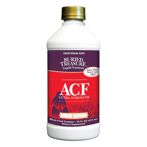 Buried Treasure Acf Extra Strength - 16 Fl Oz - Vita-Shoppe.com