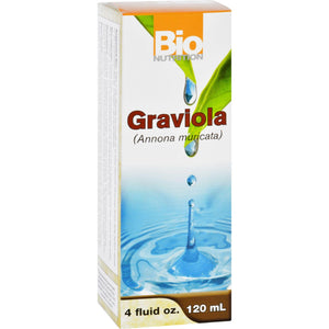 Bio Nutrition Inc Graviola - 4 Oz - Vita-Shoppe.com