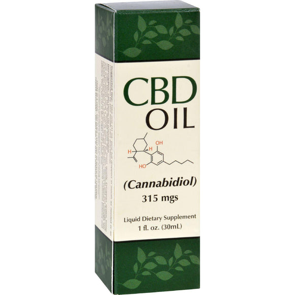 Bio Nutrition Inc CBD Oil - Hemp - 1 oz. Smart Organics - Vita-Shoppe.com