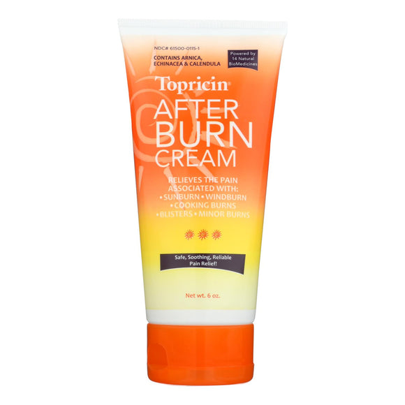 Topricin After Burn Cream - Mypainaway - 6 Oz - Vita-Shoppe.com