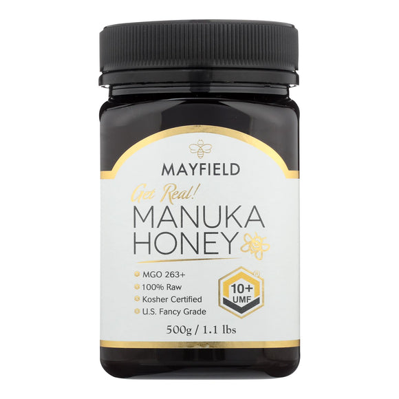 Pacific Resources International Manuka Honey  - 1 Each - 1.1 Lb - Vita-Shoppe.com