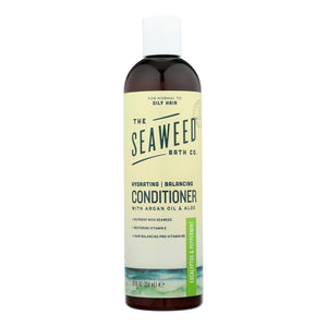 The Seaweed Bath Co Conditioner - Balancing - Eucalyptus - Pepper - 12 Fl Oz - Vita-Shoppe.com