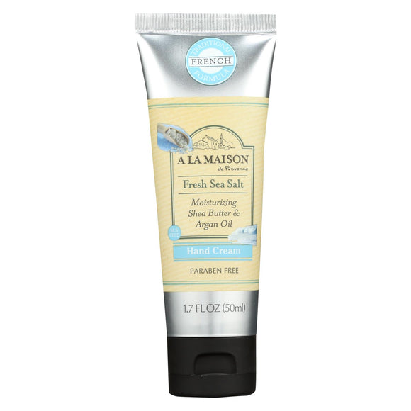 A La Maison - Hand Cream Fresh Sea Salt - 1.7 Fl Oz. - Vita-Shoppe.com