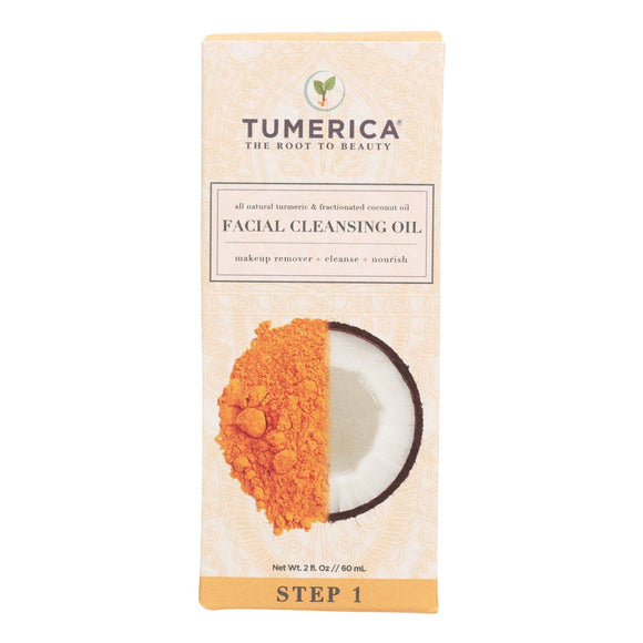 Tumerica - Cleansing Oil - 1 Each - 2 Oz - Vita-Shoppe.com