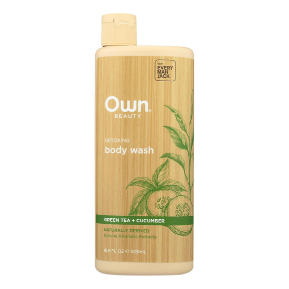 Own - Body Wash Green Tea Cmbr - 1 Each - 16.9 Fz - Vita-Shoppe.com