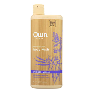 Own - Body Wash Lavender&van - 1 Each - 16.9 Fz - Vita-Shoppe.com