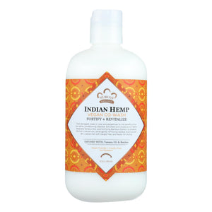 Nubian Heritage - Conditioner Co-wash Indian Hemp - 12 Fz - Vita-Shoppe.com