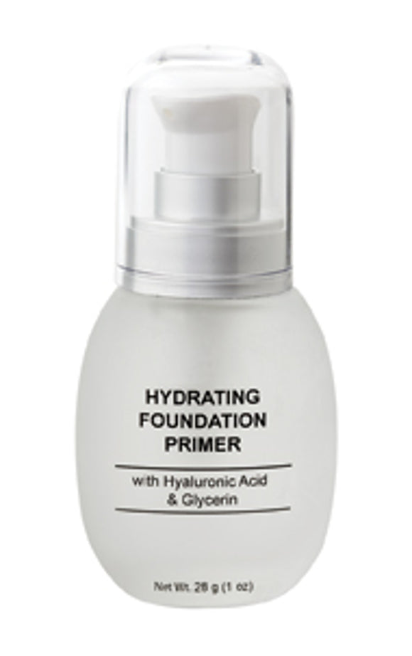 Escential Beauty Hydrating Foundation Primer  With Hyaluronic Acid & Glycerin 1 oz. - Vita-Shoppe.com