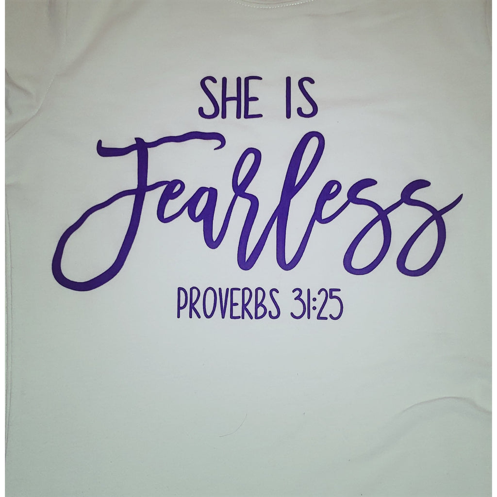 """Fearless"""
