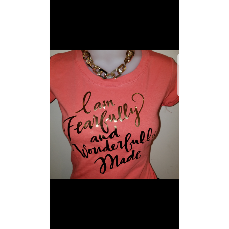"""Fearfully & Wonderfully Made (script)"""