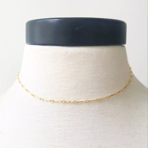Delicate Layered Necklaces