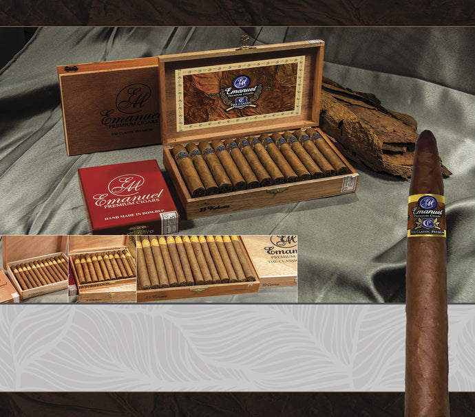 Emanuel Cigars Collections