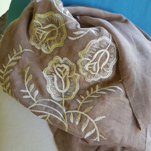 Shawl PASHMINA by Manuart