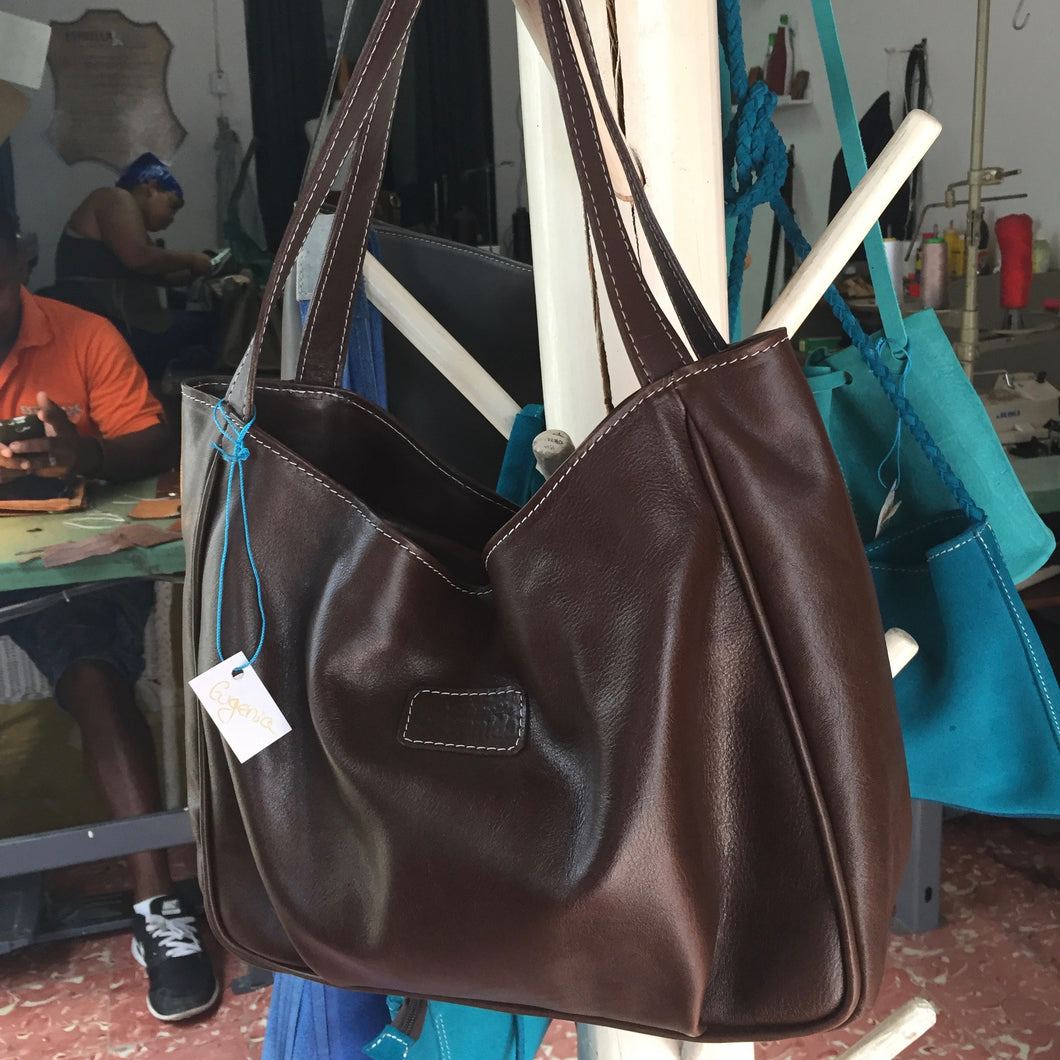 Artesania RDLeather bag Eugenia