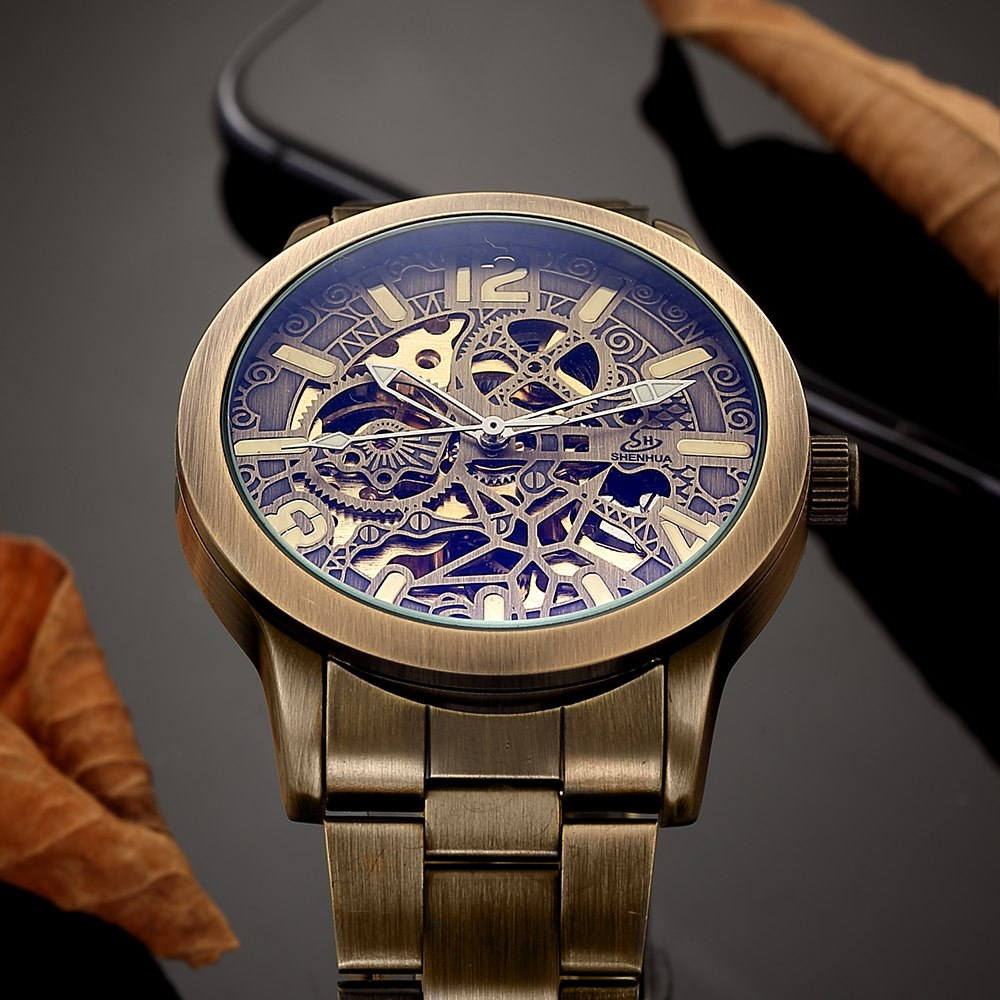 Montre Squelette Automatique