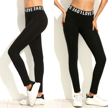 Legging Love / Black