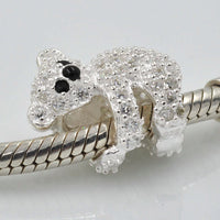 Charms argent sterling charm Koala