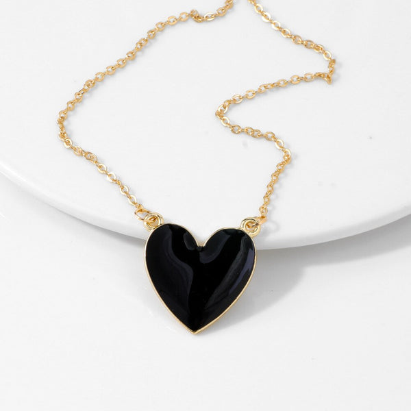 Collier suspendu love