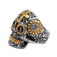 Ring Skull Cubans
