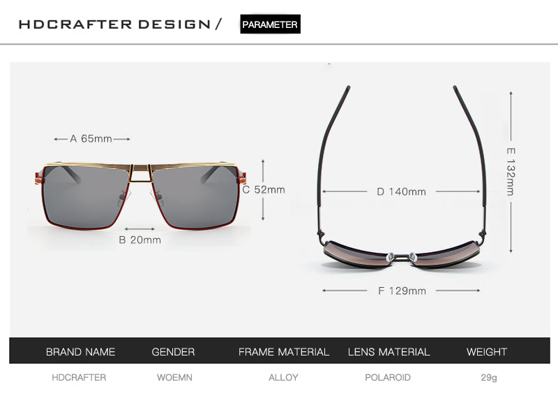 Lunettes Crafter