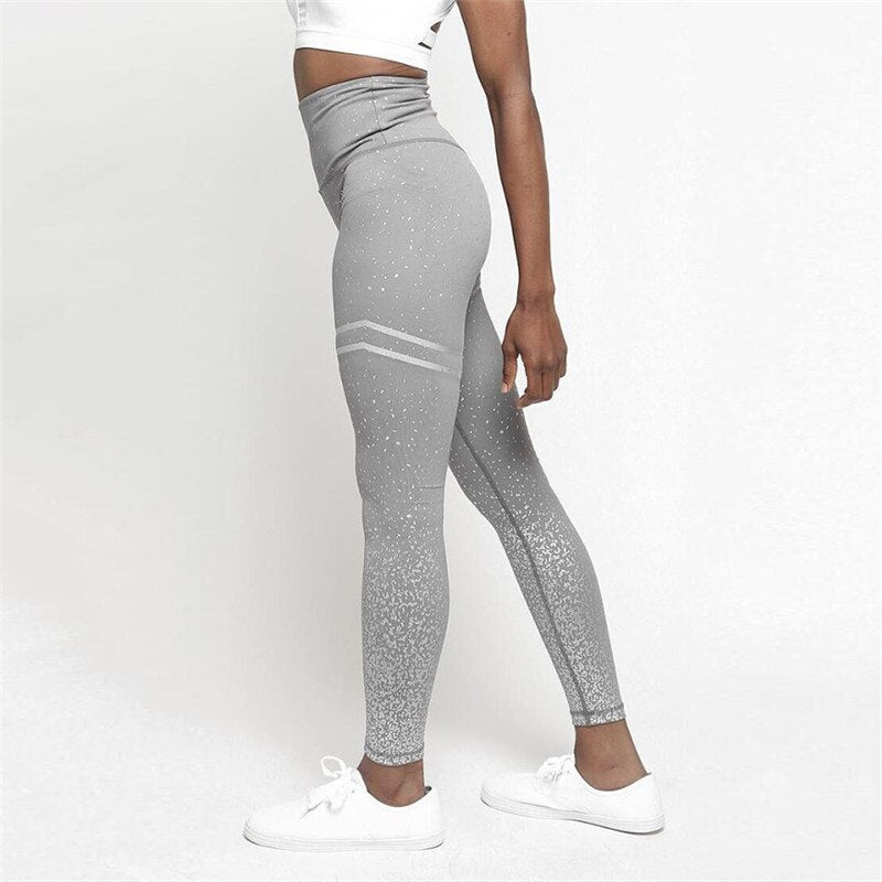 Leggings Graffiti Fitness