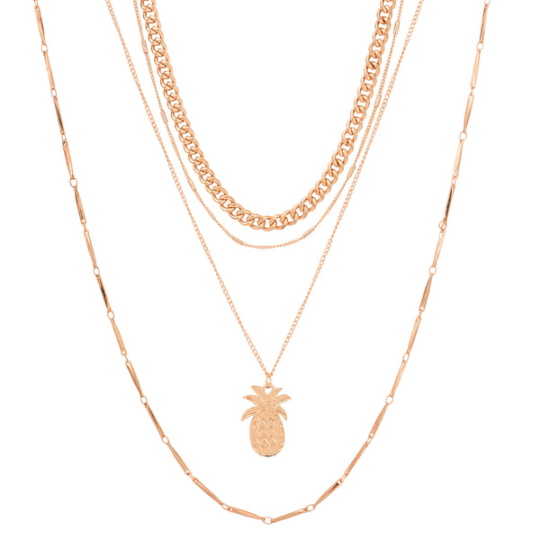 Collier Ananas