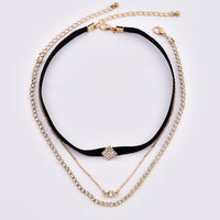 Collier Multi Strands