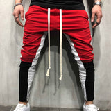 Pantalon Zipper Slim