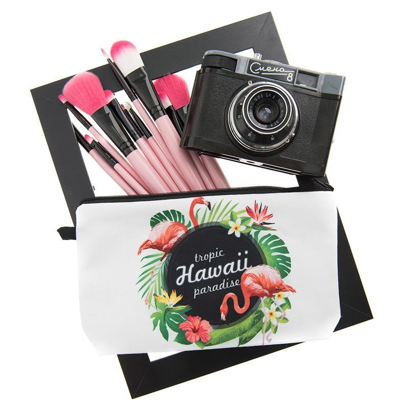 Trousse de maquillage Tropic Hawaii
