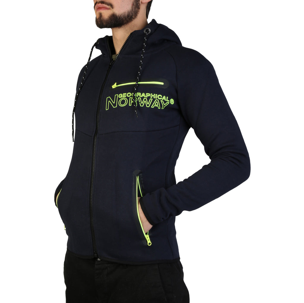 Geographical Norway Goltan_man