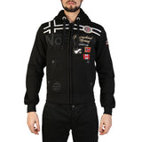 Geographical Norway Garadock_man
