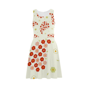Floral Design Atalanta Sundress (Model D04)