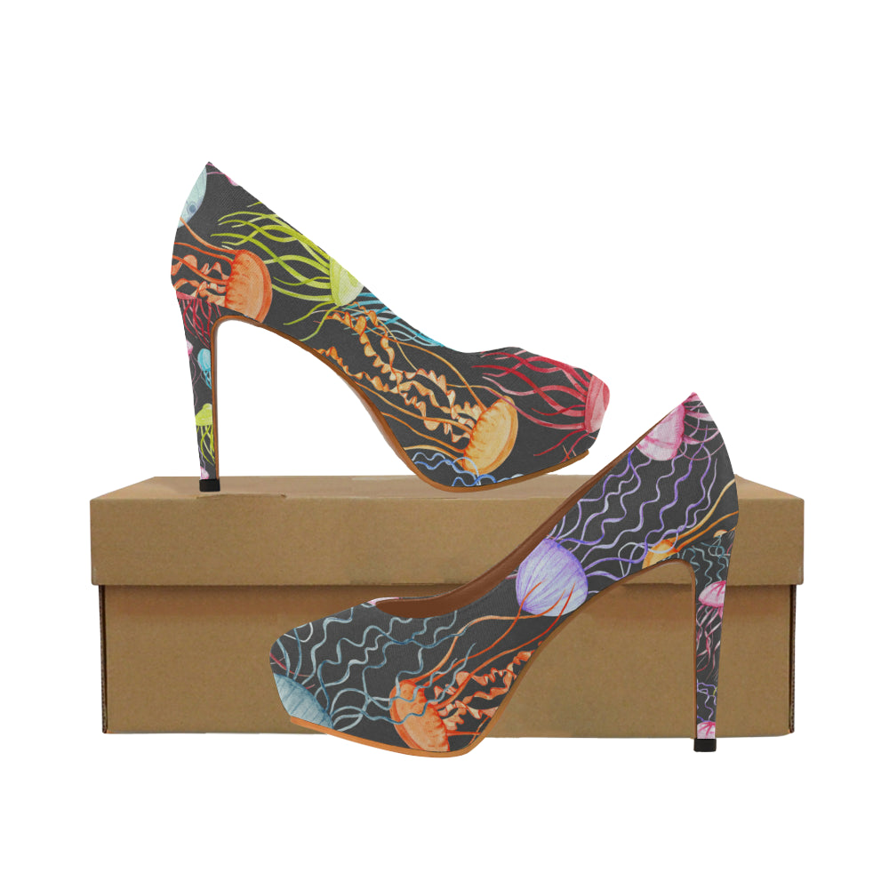 jellyfish Women's High Heels (Model 044)