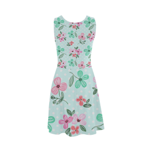Flowers Atalanta Sundress (Model D04)
