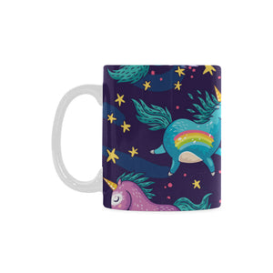 I Believe In Magic White Mug(11OZ)