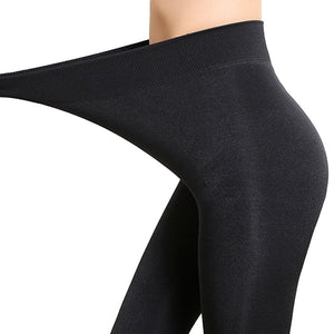 Thick Velvet Cashmere Leggings: Perfect For Winter Time or Autumn