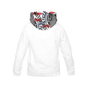 motorcycle All Over Print Hoodie for Men (USA Size) (Model H13)