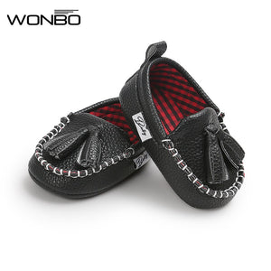 WONBO Tassel Moccasin Slippers With Tassels - Hipster Family