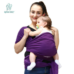 Breastfeeding Breathable Nursing Sling Carrier Wrap
