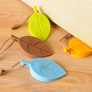 Fall Leaves Door Stop - Hipster Family