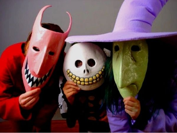 Halloween masks you can make at home