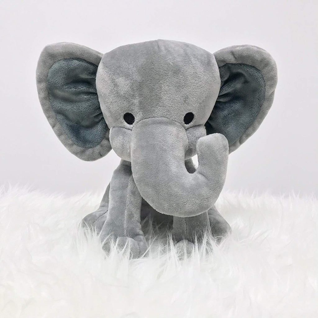 Buy this Adorable Elephant Plush Toy for Your Toddler for their Birthday