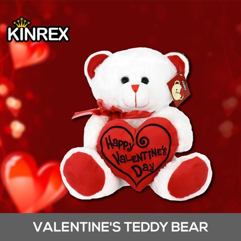 Celebrate Valentine's Day With Customized Teddy Bears