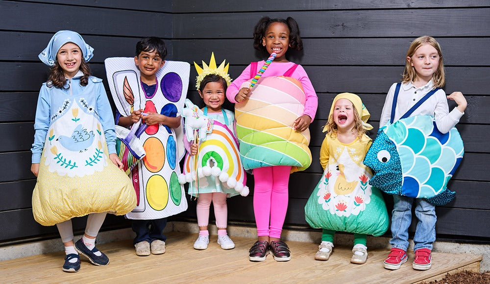 The cutest Halloween costumes for girls
