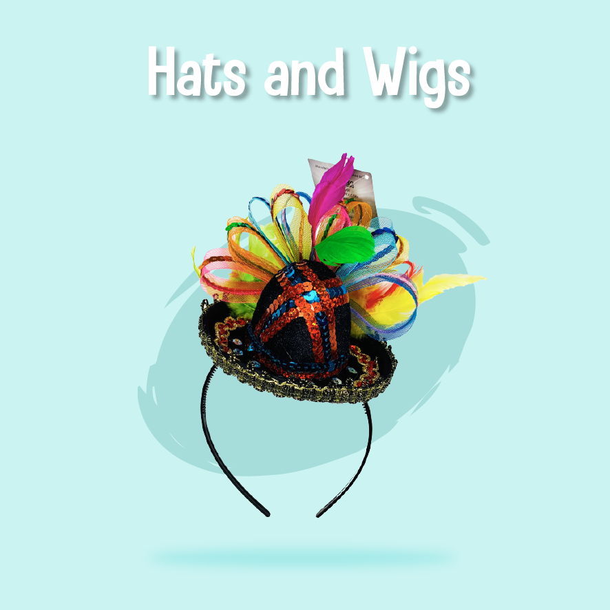 Hats and Wigs