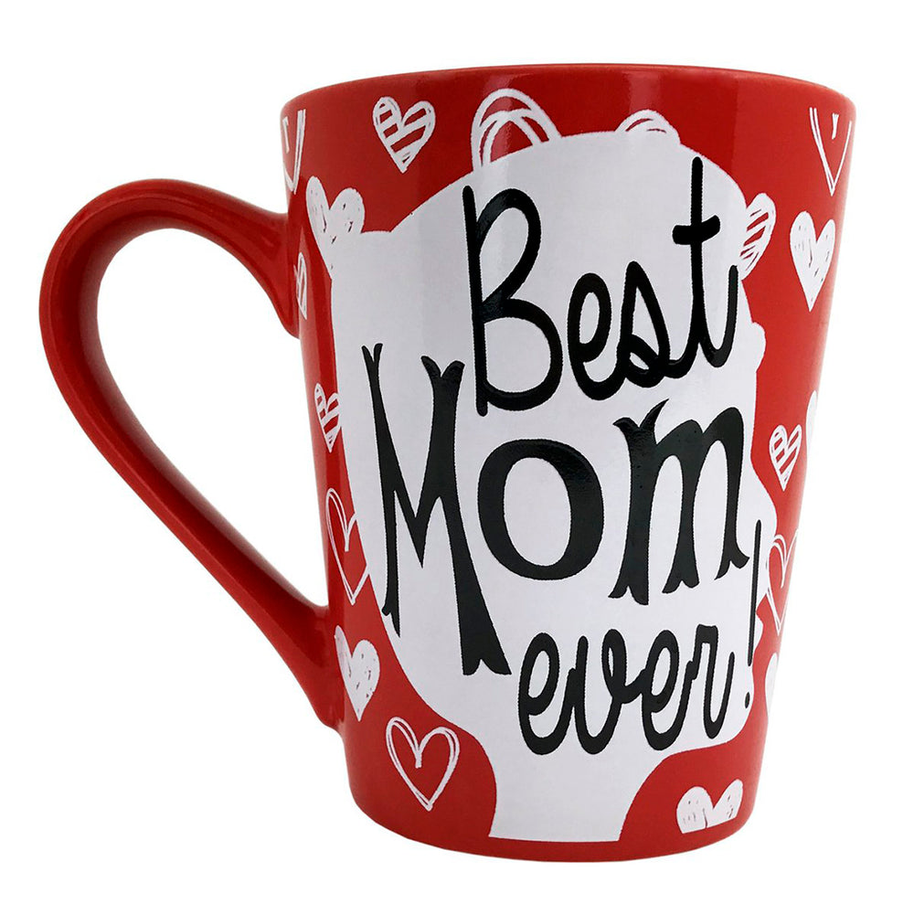 Coffee Mug - Best Mom Ever Coffee Mug - Mug Gift For Mom