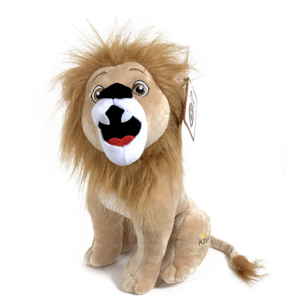 Lion Plush Stuffed Animal - Plush Lion Toy - Plush Toy